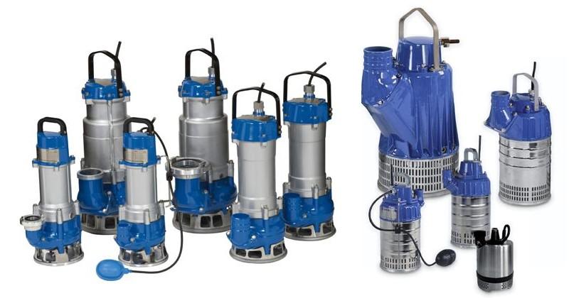 alquiler de bombas de agua y lodos huelva