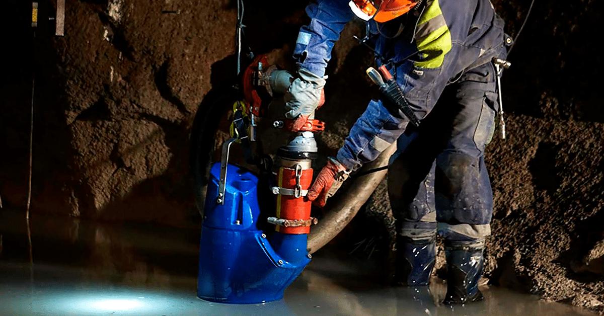 Alquiler de bombas de agua y lodo